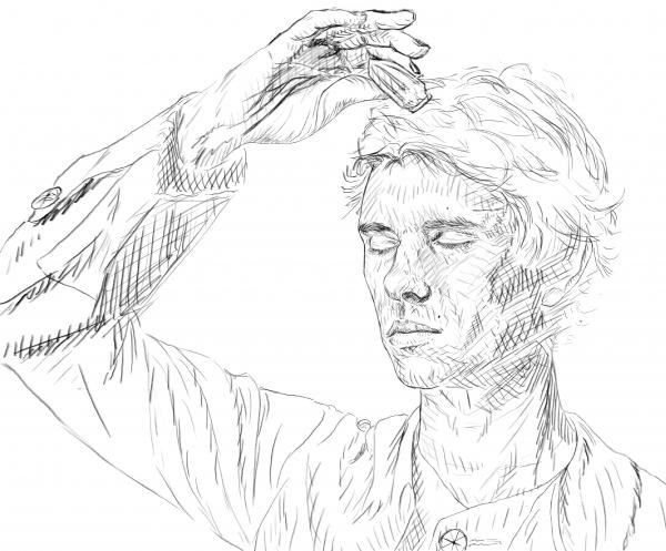 Ben Whishaw by Bilou020285